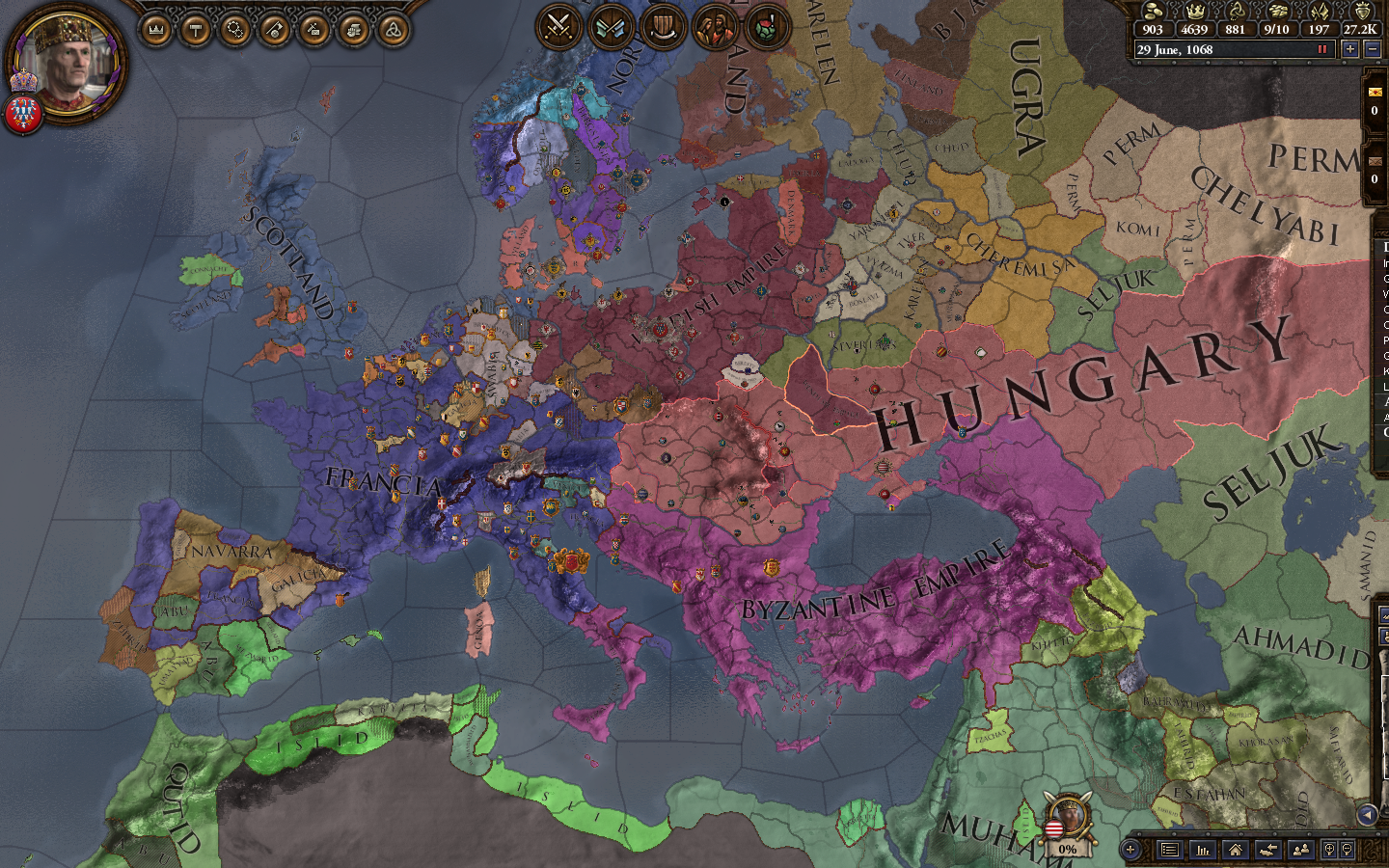 Post your CK2 empire! | Page 90 | Paradox Interactive Forums